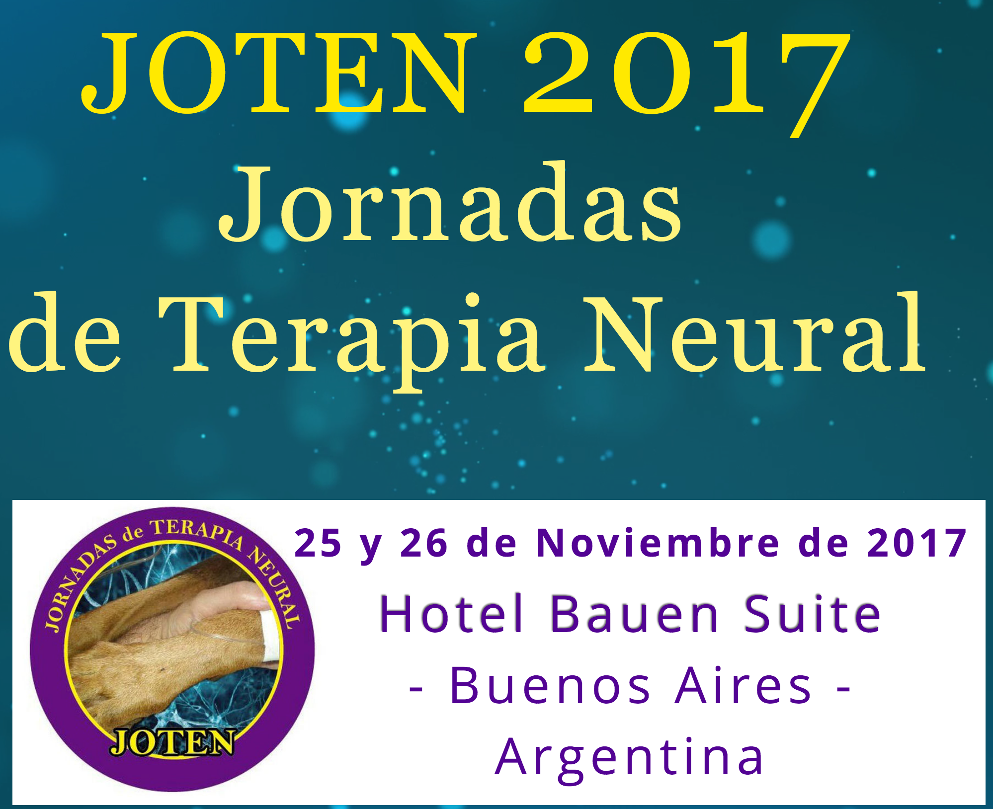 JORNADAS TN BS AS 17